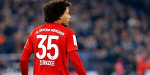Foto: 'Anderlecht slikt tegenvaller in dossier-Zirkzee'