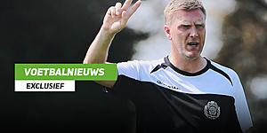 """Foto: Kristinsson ziet voordeel voor België: """"Dat heeft IJsland niet"""""""