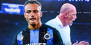Foto: Club Brugge likt wonden na vierdubbele mokerslag