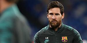 """Foto: Supertransfer in de maak? """"Iedereen hier wil Messi zien komen"""""""