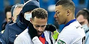 Foto: Leonardo komt met update over contractverlengingen Mbappé en Neymar