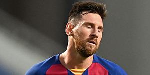 Foto: 'Directe oorzaak gekend voor vertrek Messi'