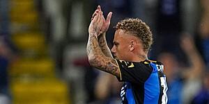 Foto: 'Lang sluit transfer niet uit: Club Brugge speurt naar vervanger'
