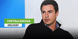 """Foto: Okon blikt vooruit naar duel tussen ex-clubs: """"Een nadeel voor Club Brugge"""""""