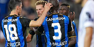 Foto: 'Club Brugge vindt akkoord over nieuwe flankaanvaller'
