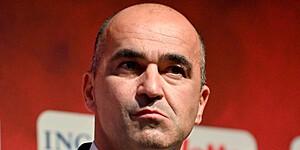 Foto: 'Martinez toont interesse in nieuwe job'