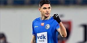 Foto: 'AA Gent zet enorme vraagprijs achter de naam van Yaremchuk'