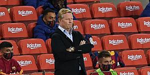 Foto: 'Koeman verrast en blokkeert transfer Barcelona'