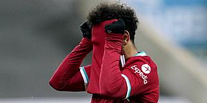 Foto: 'Salah stap dichter bij uitgang op Anfield'