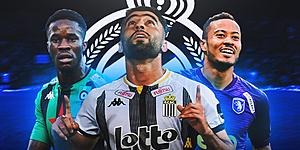 Foto: 10 scorende targetspitsen voor Club Brugge