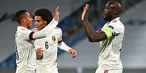 Foto: 'Juventus, PSG en Inter lonken naar Rode Duivel'