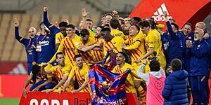 Foto: 'Barça loost 289 miljoen euro aan spelers'