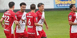 """Foto: Van Kortrijk tot Zulte Waregem: """"Strijden om een plaats in de play-offs"""""""