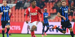 Foto: 'Balikwisha neemt beslissing over transfer naar Club Brugge'