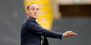 Foto: 'Cercle Brugge houdt vertrek assistent tegen'