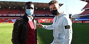 """Foto: 'Inter heeft beslissing genomen over terugkeer Vanheusden"""""""