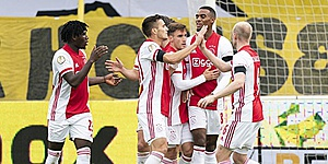 Foto: 'Raiola loodst Ajax-sensatie richting Real Madrid'