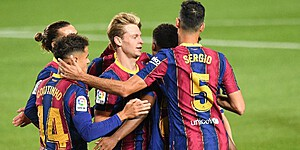 Foto: 'FC Barcelona laat verdediger transfervrij vertrekken'
