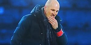 Foto: Verontrustend breekpunt in malaise bij Club Brugge