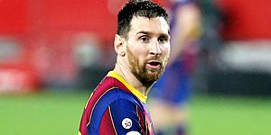 Foto: 'Barça pampert Messi met komst boezemvriend'
