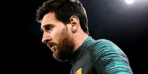 Foto: 'Messi eist komst van Ajax-maatje'