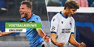 "Foto: Club versus Lazio: ""Milinkovic-Savic wereldtop, Hoedt weldra basis"""