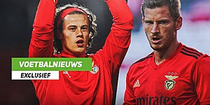 Foto: EXCLUSIEF: 'Vertonghen heeft problemen bij Benfica'