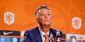 Foto: 'Oranje heeft opvolger van Gaal al bepaald'