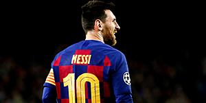 Foto: Franse journalist 'verklapt' nieuwe club Leo Messi