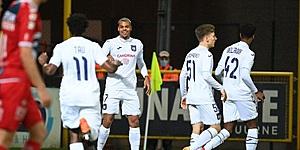 Foto: 'Anderlecht aast op spits van OGC Nice'