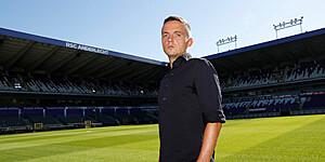 """Foto: Eerste Anderlecht-transfer staat al vast: """"Heel tevreden"""""""