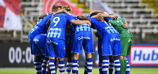 Foto: AA Gent krijgt uitstekend nieuws in Champions League