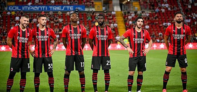 Foto: 'AC Milan wil zeer pikante transfer bij Inter realiseren'