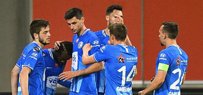 Foto: 'AA Gent ontkent interesse in verdediger'
