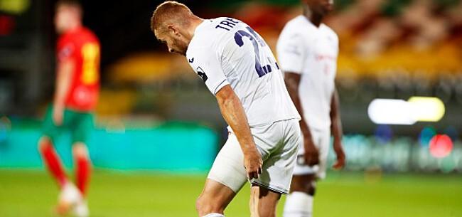 Foto: Anderlecht rekent op drie spelers als vervanger Trebel
