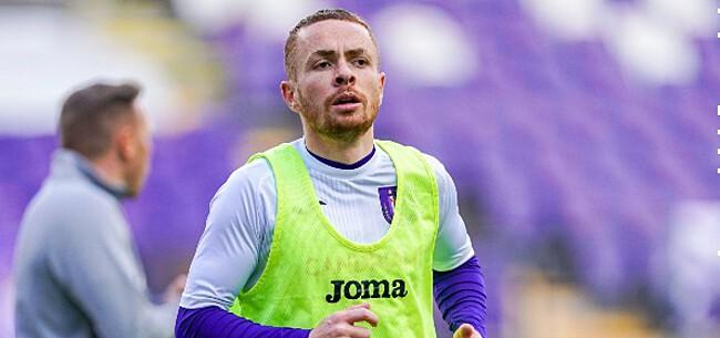 Foto: 'Anderlecht neemt standpunt in over transfer Trebel'