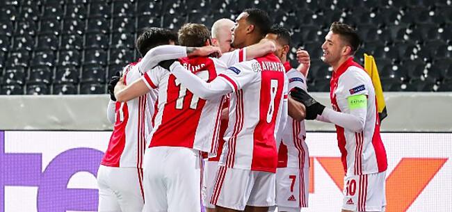 Foto: 'Ajax wil speler met clausule van 70 (!) miljoen euro'