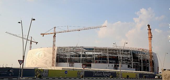 Foto: Kritiek op WK Qatar neemt toe: