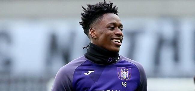 Foto: 'Anderlecht bepaalt minimumprijs voor Lokonga'