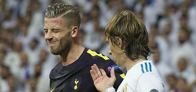 Foto: 'Gierige Spurs halen wel heel goedkope vervanger Alderweireld'