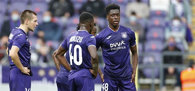 Foto: 'Anderlecht denkt aan twee extra aanwinsten na Eupen-debacle'