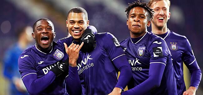 Foto: Proef op de som: gebrek aan scorend vermogen Anderlecht geen toeval