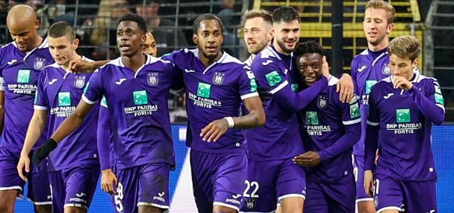 Foto: EXCLUSIEF Anderlecht & co wachten af: