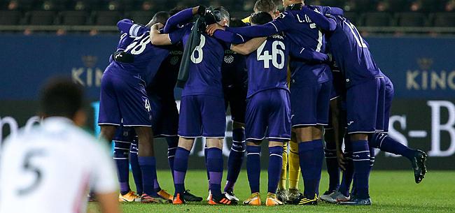 Foto: 'Anderlecht bedankt vriendelijk voor Club-doelwit'