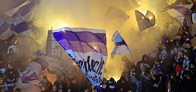 Foto: RSCA-fans komen met duidelijk statement richting Kompany