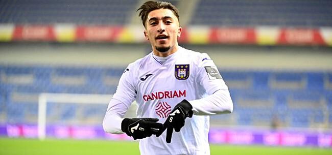 Foto: El Hadj duidelijk over zijn toekomst bij Anderlecht