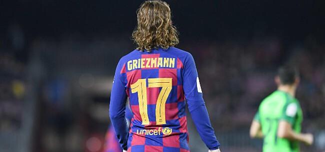 Foto: 'Drie Engelse topclubs willen Griezmann uit zijn lijden verlossen'