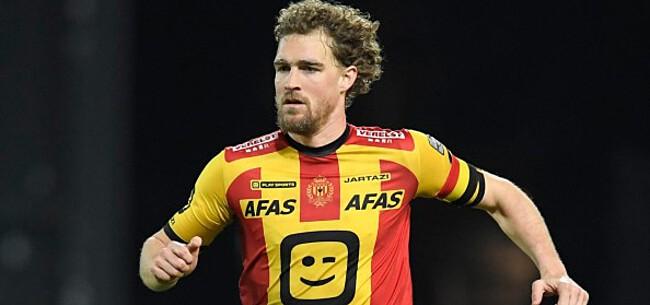 Foto: Swinkels reageert na vertrek bij KV Mechelen