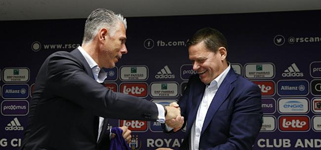 Foto: Twijfels bij transfers Anderlecht: