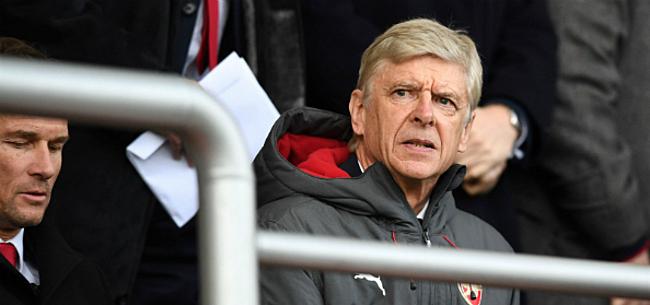 Foto: Wenger kondigt grote buitenspelverandering aan